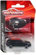 """Range Rover Evoque - Метална количка с отварящ се багажник от серията """"Premium Cars"""" - играчка"""