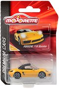 Porsche 718 Boxter -