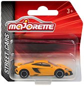 """McLaren - Метална количка от серията """"Street Cars"""" - несесер"""