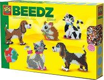 Мозайка от мъниста - Домашни животни - Творчески комплект - играчка