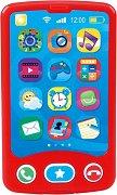 Смартфон със звукови ефекти - Детска интерактивна играчка -