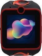 Детски GPS и GSM смарт часовник с тъч скрийн - MyKi Junior Black - Работещ със SIM карти на всички български мобилни оператори