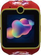Детски GPS и GSM смарт часовник с тъч скрийн - MyKi Junior Red - Работещ със SIM карти на всички български мобилни оператори