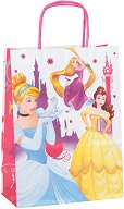 Хартиена подаръчна торбичка - Принцесите на Дисни - С размери 16 / 21 / 8 cm -