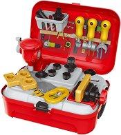 Детско куфарче с инструменти - играчка