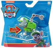 """Роки с костюм - Детска играчка със звукови ефекти от серията """"Пес патрул"""" - топка"""