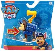 """Чейс в костюм - Детска играчка със звукови ефекти от серията """"Пес патрул"""" -"""