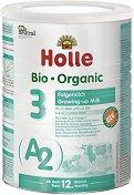 Био преходно мляко - Holle Bio Organic A2 3 -