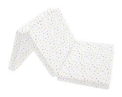 Сгъваем матрак за бебешко креватче -