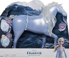 """Водният кон на Елза - Nokk - Детска играчка със светлинни и звукови ефекти от серията """"Замръзналото Кралство 2"""" - продукт"""