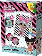 L.O.L. Surprise - Блестящи изненади - Творчески комплект -