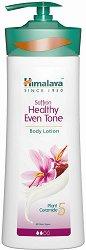 Himalaya Saffron Healthy Even Tone Body Lotion -