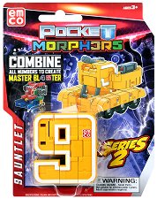 Джобен трансформър - Pocket Morphers 9 - играчка