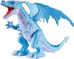 Робо дракон с леден дъх - Детска интерактивна играчка -