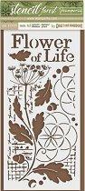 Шаблон - Цвете на живота