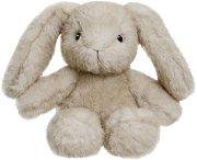 Зайче - Плюшена играчка за гушкане - играчка
