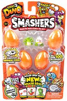 DIno Smashers - Комплект от 8 фигурки -