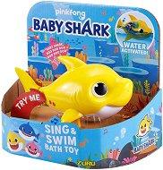 """Плуваща бебе акула - Детска играчка със звукови ефекти от серията """"Baby Shark"""" - играчка"""