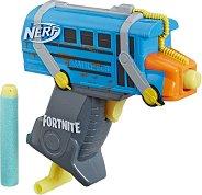 Nerf - Fortnite Microshots Micro Battle Bus - Мини бластер в комплект с 2 стрелички -