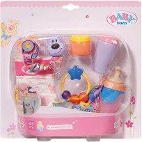Комплект за Бейби Борн - играчка