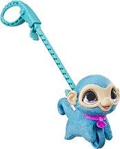 Домашен любимец за разходка - Весела маймунка - играчка