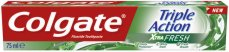 Colgate Triple Action Xtra Fresh Toothpaste - Паста за зъби с тройно действие - паста за зъби