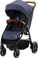 Комбинирана бебешка количка - B-Agile R - С 4 колела -