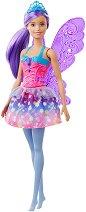"""Барби - Фея - Кукла от серията """"Dreamtopia"""" - образователен комплект"""