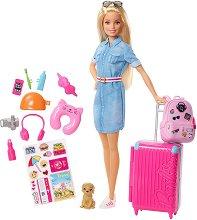 На пътешествие с Барби -