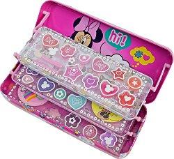 """Детски комплект с гримове - Disney Minnie Mouse - От серията """"Мики и Мини"""" -"""