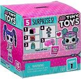 Робо-кукла изненада - L.O.L. Tiny Toys -