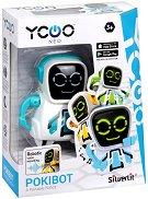 "Робот - Pokibot - Детска интерактивна играчка от серията ""Ycoo"" - играчка"