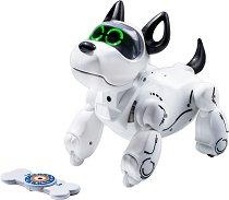 Робо-куче - PupBo - Интерактивна играчка с гласови команди -