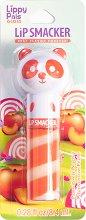 Lip Smacker Lippy Pals Gloss - Panda - Гланц за устни с аромат на праскова - крем