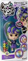 Кукла с накъдряща се коса - Pop Star -