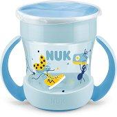 Преходна чаша 360° - Evolution Mini Magic Cup 160 ml - За бебета над 6 месец - чаша