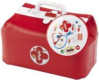 Лекарско куфарче - Детски комплект за игра с аксесоари -