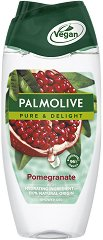 Palmolive Pure & Delight Pomegranate Shower Gel - Душ гел със сок от нар - маска