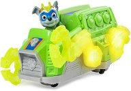 """Роки и супер трактор - Детски комплект за игра със светлинни и звукови ефекти от серията """"Пес патрул"""" - играчка"""