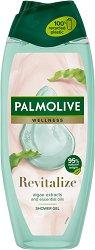 Palmolive Natural Wellness Revitalising Shower Gel - крем