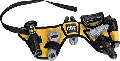 Колан с инструменти - CAT - Детски комплект за игра с аксесоари -