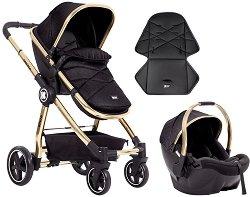 Бебешка количка 2 в 1 - Allure 2020 -