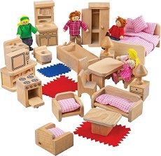 Обзавеждане за куклена къща -