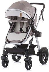 Комбинирана бебешка количка - Havana 2021 - С 4 колела -