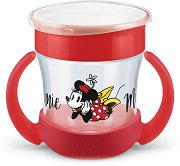 """Преходна чаша с дръжки 360° - Mini Magic Cup 160 ml - За бебета над 6 месеца от серията """"Мики Маус"""" - чаша"""