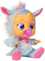 Cry Babies - Джена - Плачеща кукла бебе с аксесоари - играчка