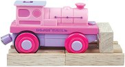 Розов локомотив -