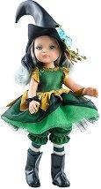Кукла вещицата Бригита- 32 cm - кукла