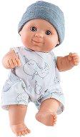 """Кукла бебе - Алдо - От серията """"Paola Reina: Los Peques"""" -"""