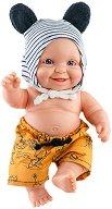 "Кукла бебе - Грег - От серията ""Paola Reina: Los Peques"" -"